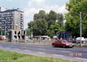 Grójecka - Pomnik Barykada Września