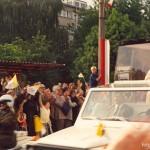 Papież na Ochocie