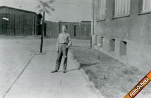 Zdjęcie przedstawia widok z ul. Andrzejowskiej na ul. Niemcewicza. Data: 1957 r.