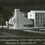 Kościół NMP Królowej Świata na Opaczewskiej