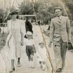 Plac Narutowicza w sierpniu 1939 roku