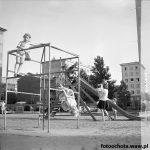 Sport na podwórkach – ulica Baśniowa