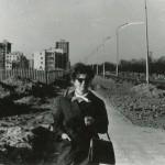 Ulica Żwirki i Wigury w latach 60.